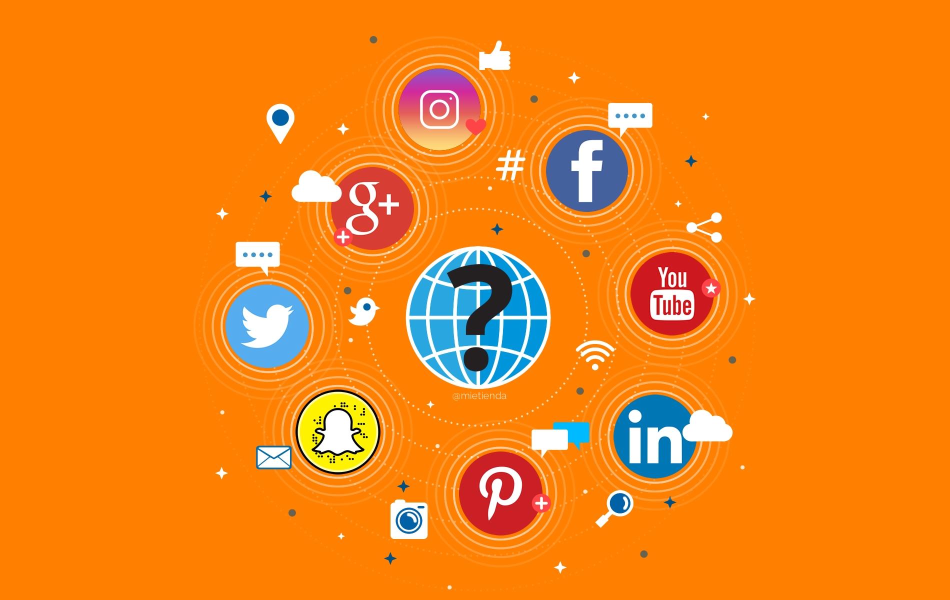 ¿Cómo elegir la red social adecuada para mi marca? Te compartimos 4 consejos